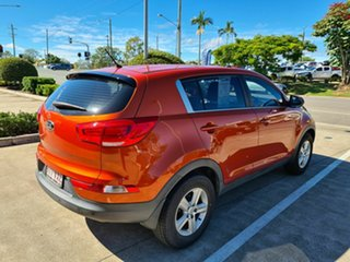 2015 Kia Sportage SL MY15 Si 2WD Orange 6 Speed Sports Automatic Wagon.