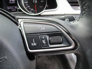 2013 Audi A5 8T MY13 Multitronic Silver 8 Speed Constant Variable Coupe