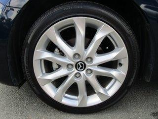 2014 Mazda 3 BM5436 SP25 SKYACTIV-MT Blue 6 Speed Manual Hatchback