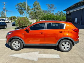 2015 Kia Sportage SL MY15 Si 2WD Orange 6 Speed Sports Automatic Wagon