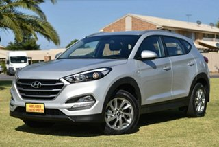 2017 Hyundai Tucson TL2 MY18 Active AWD Silver 6 Speed Sports Automatic Wagon.
