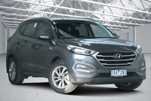Used Hyundai Tucson TL2 MY18 Active (FWD) Altona North, 2017 Hyundai Tucson TL2 MY18 Active (FWD) Grey 6 Speed Automatic Wagon