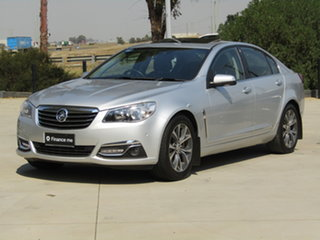 2014 Holden Calais VF MY14 V Silver 6 Speed Sports Automatic Sedan