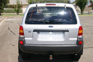 2003 Ford Escape BA XLT Silver 4 Speed Automatic Wagon.