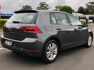 2019 Volkswagen Golf 7.5 MY19.5 110TSI DSG Trendline Grey 7 Speed Sports Automatic Dual Clutch