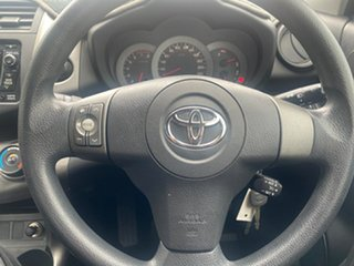 2010 Toyota RAV4 ACA33R MY09 CV Black 4 Speed Automatic Wagon