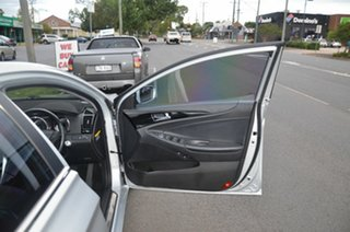 2011 Hyundai i45 YF MY11 Elite Silver 6 Speed Automatic Sedan