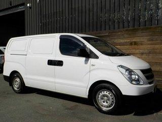 2008 Hyundai iLOAD TQ-V White 5 Speed Sports Automatic Van.