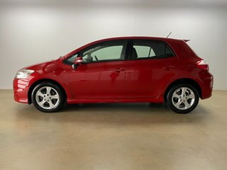 2010 Toyota Corolla ZRE152R MY10 Levin SX Red 6 Speed Manual Hatchback