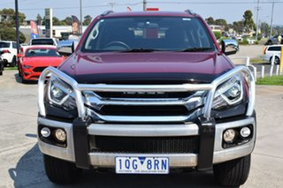 2019 Isuzu MU-X MY19 LS-T Rev-Tronic Red/Black 6 Speed Sports Automatic Wagon.