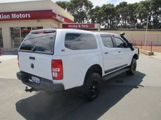 2013 Holden Colorado RG MY14 LTZ (4x4) White 6 Speed Automatic Dual Cab