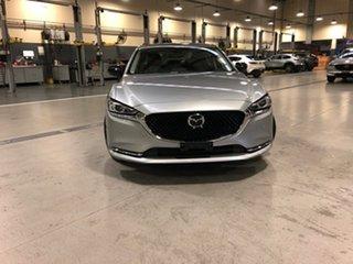 2021 Mazda 6 GL1033 GT SP SKYACTIV-Drive Sonic Silver 6 Speed Sports Automatic Sedan.