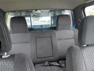 2011 Ford Ranger PK XLT Crew Cab Blue 5 Speed Manual Utility