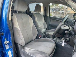2012 Holden Colorado RG LTZ (4x4) Blue 6 Speed Automatic Crew Cab Pickup
