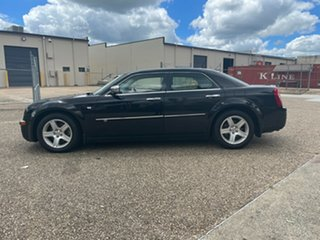 2009 Chrysler 300C LE MY08 CRD Black 5 Speed Automatic Sedan