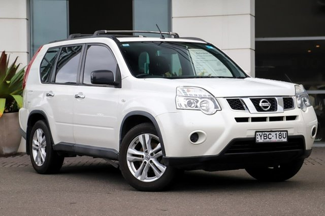 Used Nissan X-Trail T31 Series IV ST Sutherland, 2012 Nissan X-Trail T31 Series IV ST White 1 Speed Constant Variable Wagon