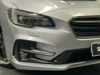 2017 Subaru Levorg V1 MY18 2.0 STI Sport CVT AWD Silver 8 Speed Constant Variable Wagon.