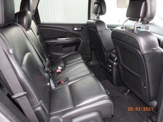 2015 Dodge Journey JC MY15 R/T Silver 6 Speed Automatic Wagon