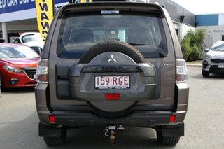 2010 Mitsubishi Pajero NT MY10 Activ Ironbark 5 Speed Sports Automatic Wagon