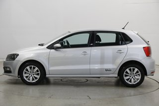 2017 Volkswagen Polo 6R MY17.5 66TSI DSG Urban Grey 7 Speed Sports Automatic Dual Clutch Hatchback.