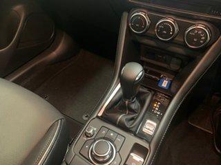 2021 Mazda CX-3 DK4W7A Akari SKYACTIV-Drive i-ACTIV AWD Deep Crystal Blue 6 Speed Sports Automatic