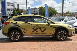 2020 Subaru XV G5X MY21 Hybrid S Lineartronic AWD Plasma Yellow 7 Speed Constant Variable Wagon.