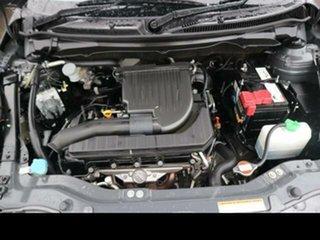 2014 Suzuki Swift FZ MY14 GL Navigator Grey 4 Speed Automatic Hatchback