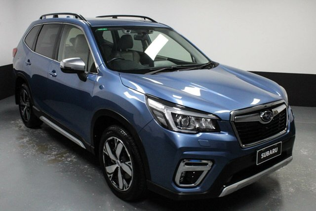 Used Subaru Forester S5 MY19 2.5i-S CVT AWD Cardiff, 2019 Subaru Forester S5 MY19 2.5i-S CVT AWD Blue 7 Speed Constant Variable Wagon