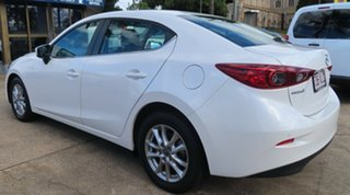 2017 Mazda 3 BN MY17 Maxx White 6 Speed Manual Sedan