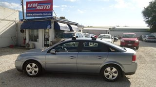 2003 Holden Vectra ZC CDX Silver 5 Speed Automatic Hatchback.