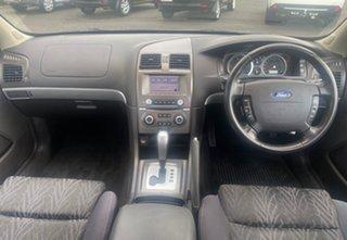 2003 Ford Falcon BA XR6 Turbo Silver 4 Speed Sports Automatic Sedan