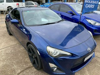2013 Toyota 86 ZN6 GTS Blue 6 Speed Manual Coupe.