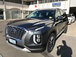 2020 Hyundai Palisade LX2.V1 MY21 AWD Rain Forest 8 Speed Sports Automatic Wagon