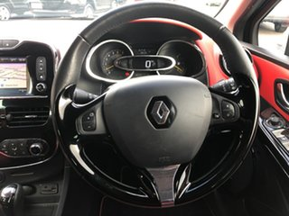 2013 Renault Clio IV B98 Dynamique EDC Black 6 Speed Sports Automatic Dual Clutch Hatchback