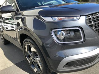 2020 Hyundai Venue QX.V3 MY21 Active Cosmic Grey 6 Speed Automatic Wagon.