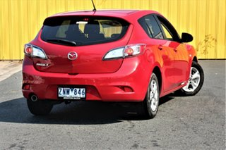2013 Mazda 3 BL10F2 MY13 Neo Red 6 Speed Manual Hatchback