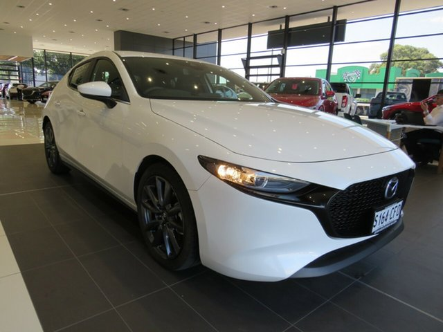 Used Mazda 3 BP2HLA G25 SKYACTIV-Drive Evolve Edwardstown, BP2HLA G25 Evolve HBK 5dr SKYA 6sp 2.5i