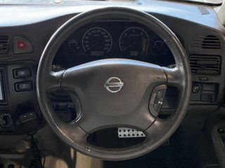 2002 Nissan Patrol GU III MY2002 ST Gold 5 Speed Sports Automatic Wagon