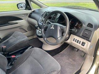 2005 Mitsubishi Grandis BA MY06 Gold 4 Speed Sports Automatic Wagon