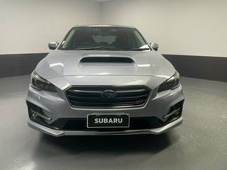 2017 Subaru Levorg V1 MY18 2.0 STI Sport CVT AWD Silver 8 Speed Constant Variable Wagon.