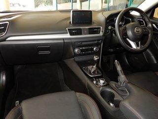2015 Mazda 3 BM SP25 GT Grey 6 Speed Manual Hatchback.