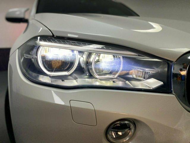 Used BMW X5 M F85 Steptronic Wickham, 2017 BMW X5 M F85 Steptronic Mineral White 8 Speed Sports Automatic Wagon