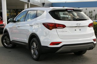2017 Hyundai Santa Fe DM3 MY17 Active Pure White 6 Speed Sports Automatic Wagon.