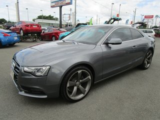 2013 Audi A5 8T MY13 Multitronic Silver 8 Speed Constant Variable Coupe.