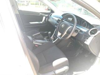 2013 MG MG6 IP2X Magnette Standard Silver 5 Speed Manual Sedan.