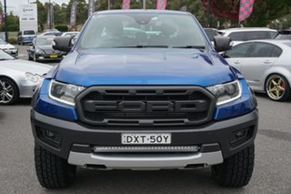 2018 Ford Ranger PX MkIII 2019.00MY Raptor 10 Speed Sports Automatic Utility.