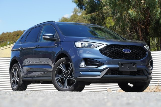 Used Ford Endura CA 2019MY ST-Line Clare, 2019 Ford Endura CA 2019MY ST-Line Blue 8 Speed Sports Automatic Wagon