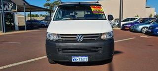 2014 Volkswagen Transporter T5 MY14 TDI340 LWB DSG White 7 Speed Sports Automatic Dual Clutch Van.