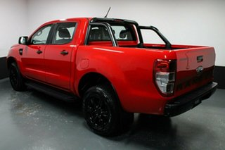 2019 Ford Ranger PX MkIII 2019.75MY Sport Red 6 Speed Sports Automatic Double Cab Pick Up