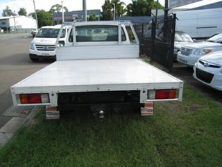 2003 Toyota Hilux 149 Workmate White 5 Speed Manual Cab Chassis